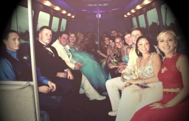 High School Event Limos