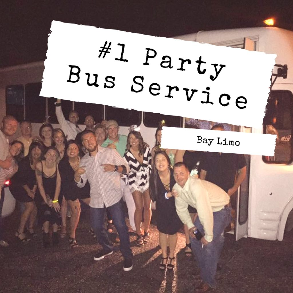 Party bus bay limo destin and panama city beach florida