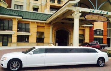 Celebrate with Our Holiday VIP Limos and Party Buses