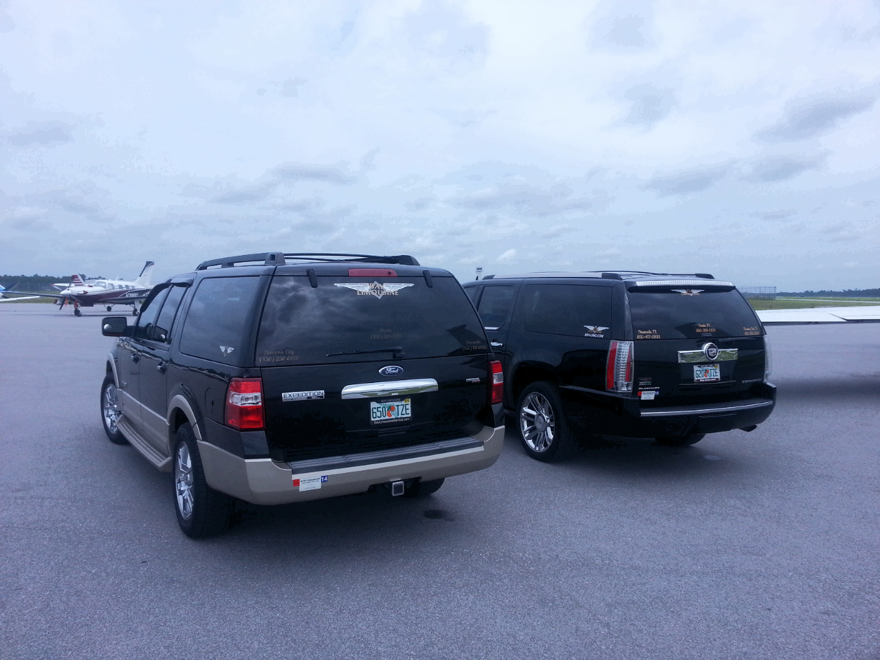 Ford Expedition Luxury Vip Suv Bay Limo