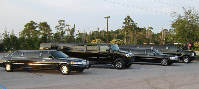 Birthday Limos with Bay Limo Service