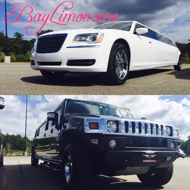 Limousine Rentals in Panama City Beach, FL