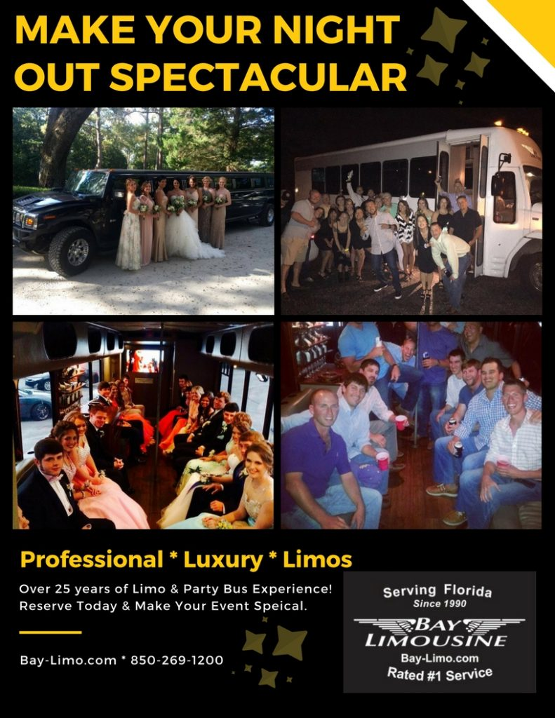 Limo Service & Party Bus Rentals Bay Limo