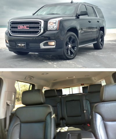 Best Limo Fleet - GMC Yukon Blackout Edition