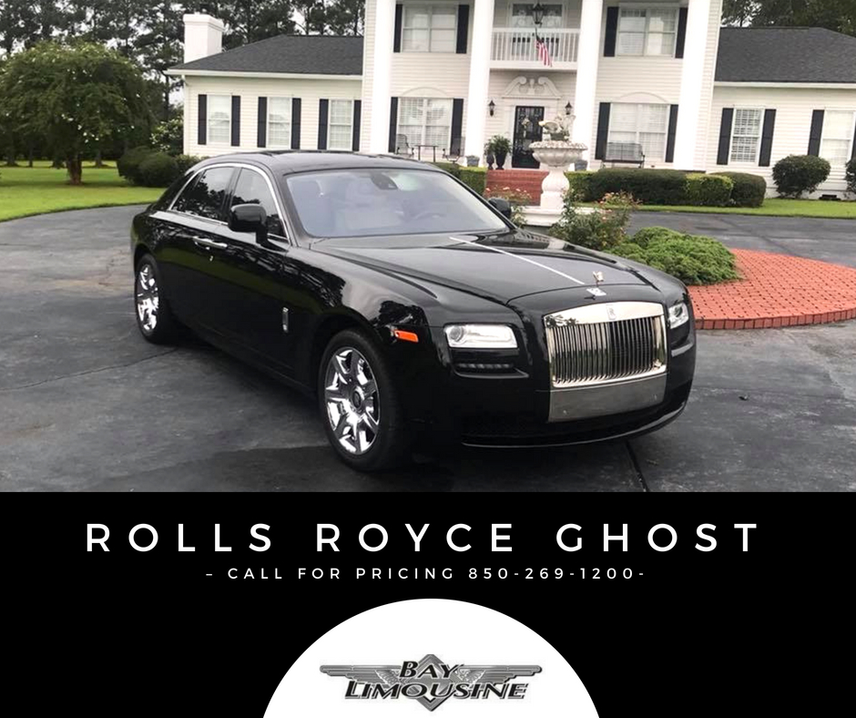 Rolls Royce Ghost - Bay Limo